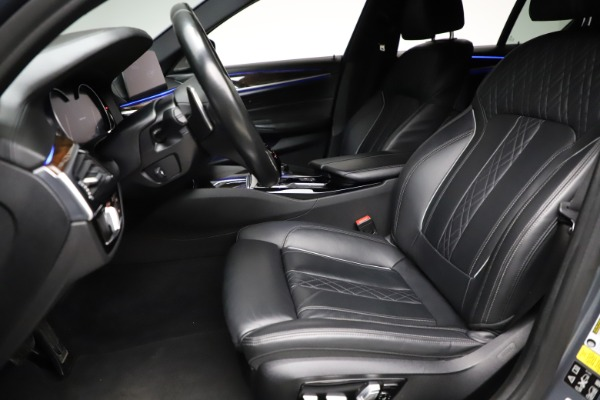 Used 2018 BMW 5 Series M550i xDrive for sale $49,900 at Pagani of Greenwich in Greenwich CT 06830 14