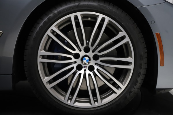Used 2018 BMW 5 Series M550i xDrive for sale $49,900 at Pagani of Greenwich in Greenwich CT 06830 26
