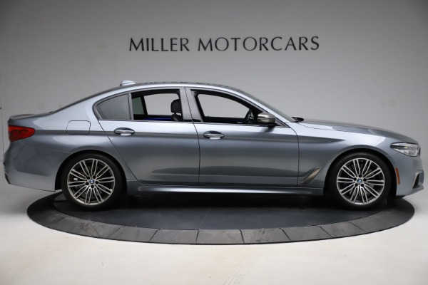 Used 2018 BMW 5 Series M550i xDrive for sale $49,900 at Pagani of Greenwich in Greenwich CT 06830 9