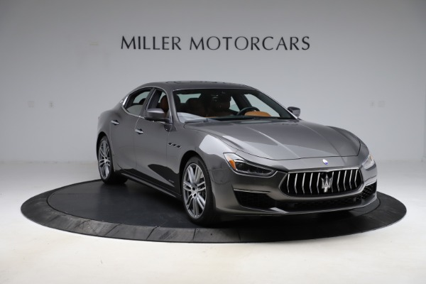 Used 2018 Maserati Ghibli SQ4 GranLusso for sale $51,900 at Pagani of Greenwich in Greenwich CT 06830 11