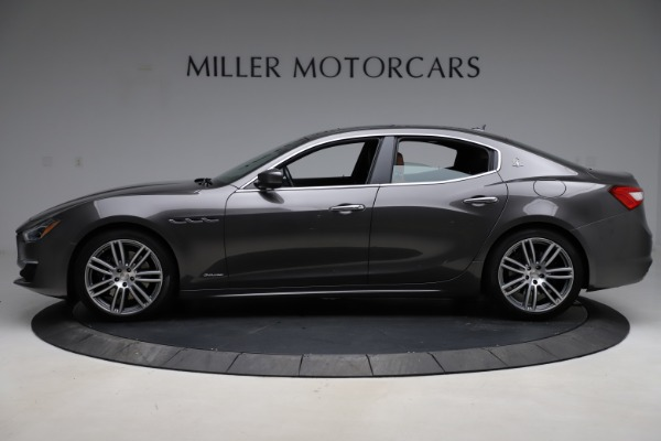 Used 2018 Maserati Ghibli SQ4 GranLusso for sale $51,900 at Pagani of Greenwich in Greenwich CT 06830 3