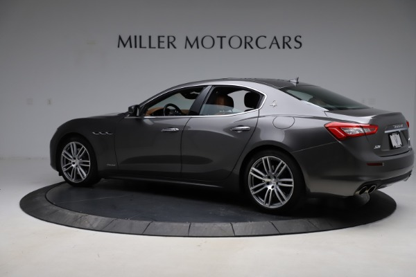 Used 2018 Maserati Ghibli SQ4 GranLusso for sale $51,900 at Pagani of Greenwich in Greenwich CT 06830 4