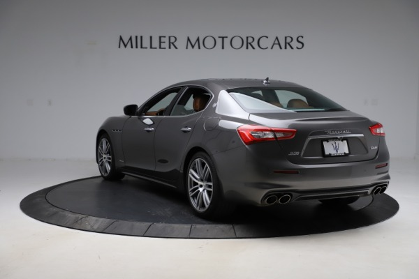 Used 2018 Maserati Ghibli SQ4 GranLusso for sale $51,900 at Pagani of Greenwich in Greenwich CT 06830 5