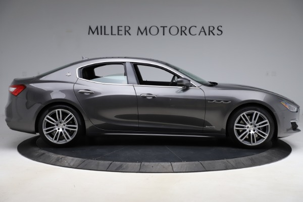 Used 2018 Maserati Ghibli SQ4 GranLusso for sale $51,900 at Pagani of Greenwich in Greenwich CT 06830 9