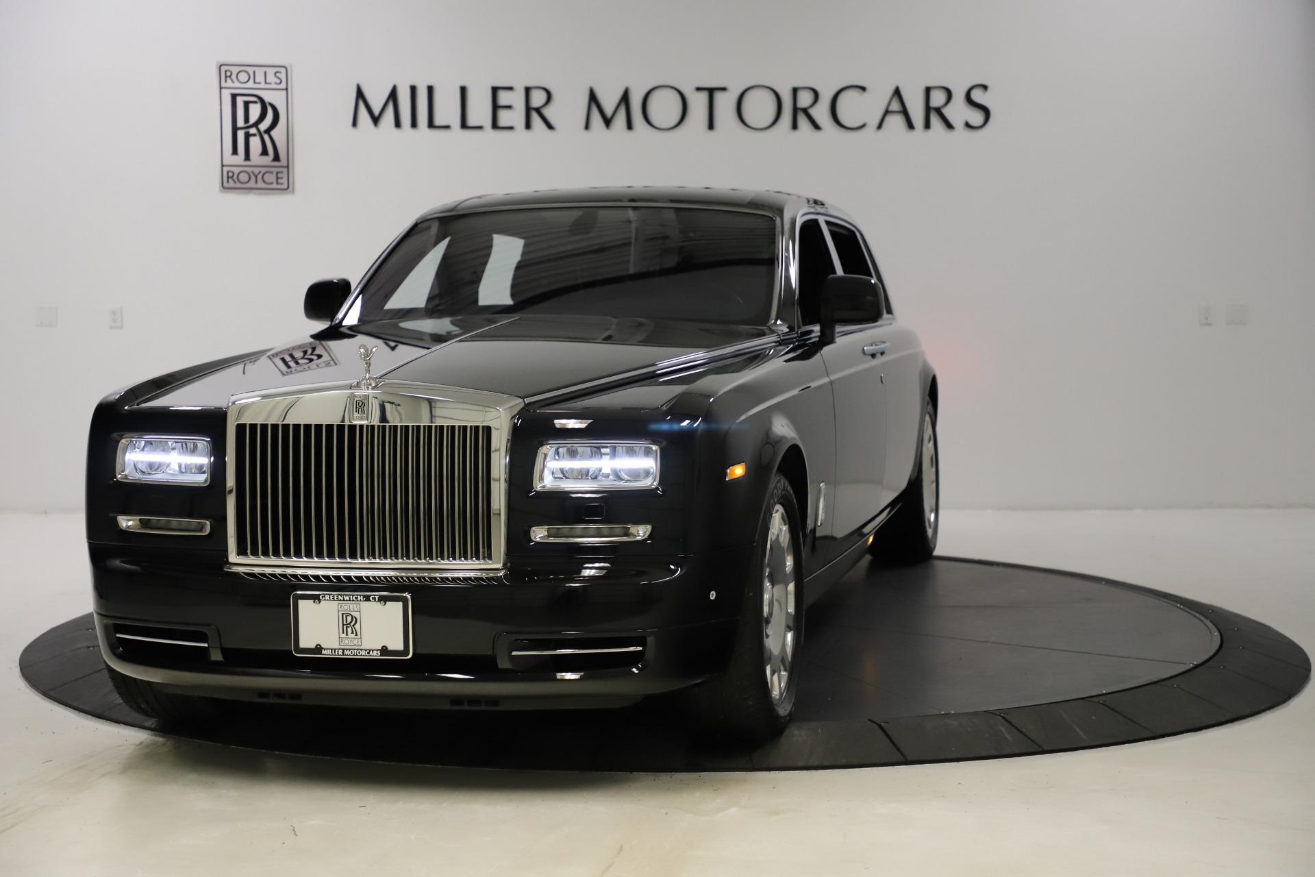 Used 2015 Rolls-Royce Phantom EWB for sale $299,900 at Pagani of Greenwich in Greenwich CT 06830 1