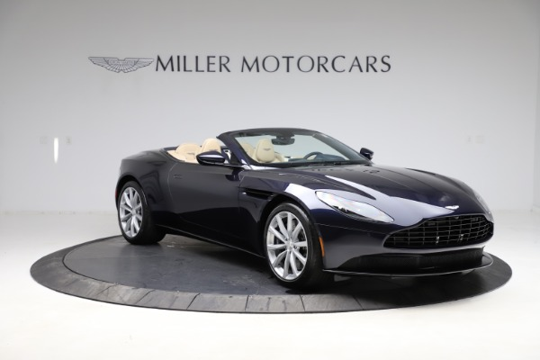 New 2021 Aston Martin DB11 Volante for sale Sold at Pagani of Greenwich in Greenwich CT 06830 10
