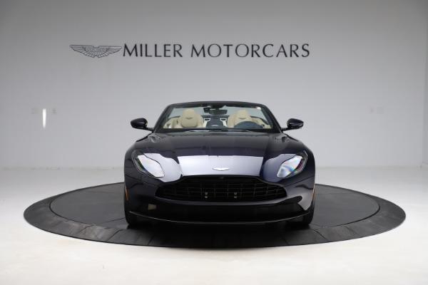 New 2021 Aston Martin DB11 Volante Convertible for sale $274,916 at Pagani of Greenwich in Greenwich CT 06830 11