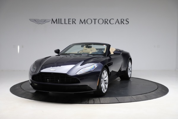 New 2021 Aston Martin DB11 Volante for sale Sold at Pagani of Greenwich in Greenwich CT 06830 12