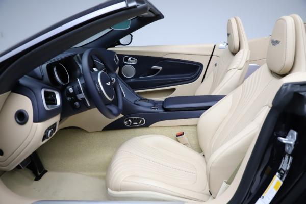 New 2021 Aston Martin DB11 Volante Convertible for sale $274,916 at Pagani of Greenwich in Greenwich CT 06830 14