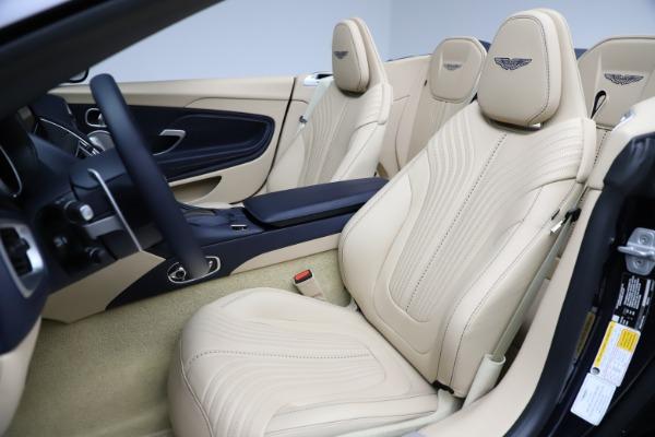 New 2021 Aston Martin DB11 Volante Convertible for sale $274,916 at Pagani of Greenwich in Greenwich CT 06830 15