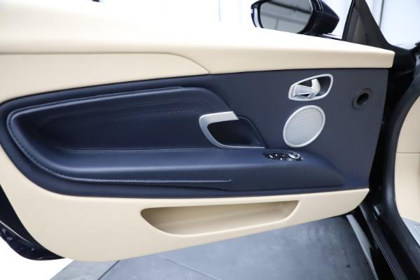 New 2021 Aston Martin DB11 Volante Convertible for sale $274,916 at Pagani of Greenwich in Greenwich CT 06830 16