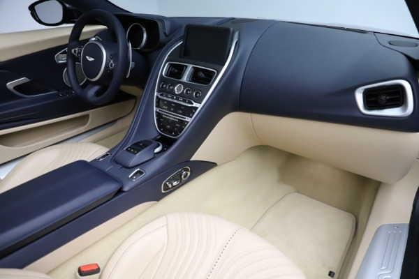 New 2021 Aston Martin DB11 Volante Convertible for sale $274,916 at Pagani of Greenwich in Greenwich CT 06830 19