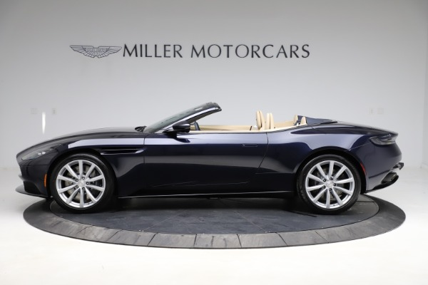 New 2021 Aston Martin DB11 Volante for sale Sold at Pagani of Greenwich in Greenwich CT 06830 2
