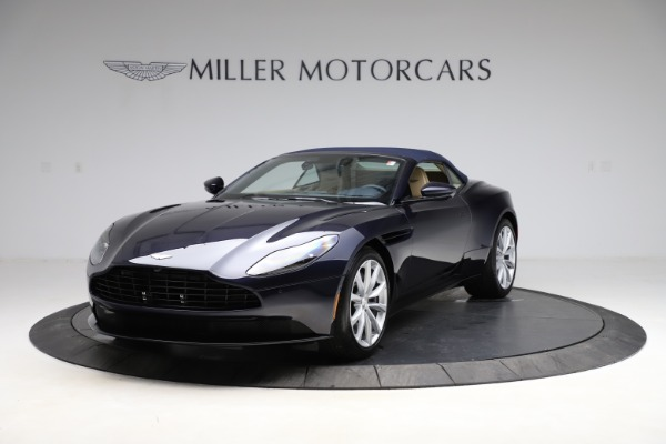 New 2021 Aston Martin DB11 Volante Convertible for sale $274,916 at Pagani of Greenwich in Greenwich CT 06830 22