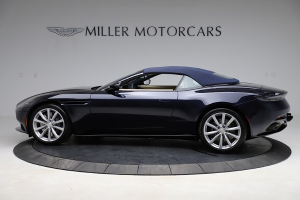 New 2021 Aston Martin DB11 Volante for sale Sold at Pagani of Greenwich in Greenwich CT 06830 23