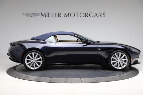 New 2021 Aston Martin DB11 Volante Convertible for sale $274,916 at Pagani of Greenwich in Greenwich CT 06830 26