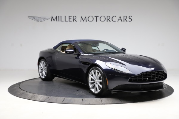New 2021 Aston Martin DB11 Volante for sale Sold at Pagani of Greenwich in Greenwich CT 06830 27