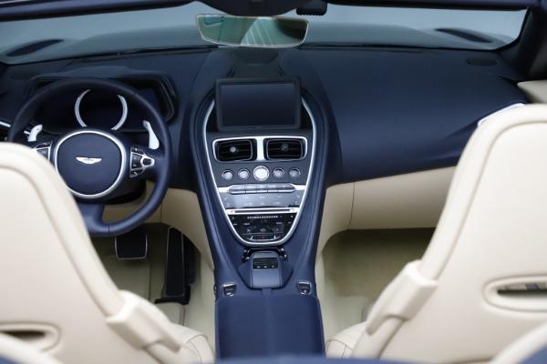New 2021 Aston Martin DB11 Volante Convertible for sale $274,916 at Pagani of Greenwich in Greenwich CT 06830 28