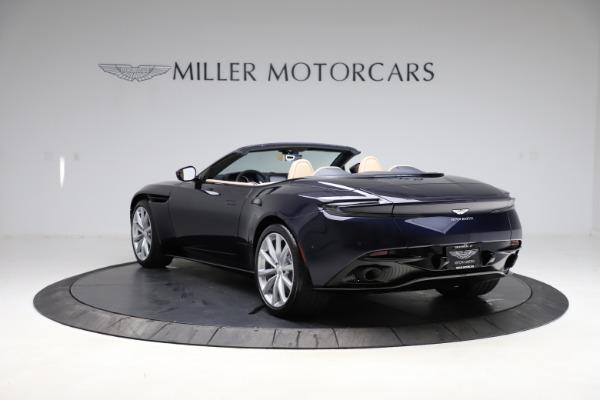 New 2021 Aston Martin DB11 Volante Convertible for sale $274,916 at Pagani of Greenwich in Greenwich CT 06830 4