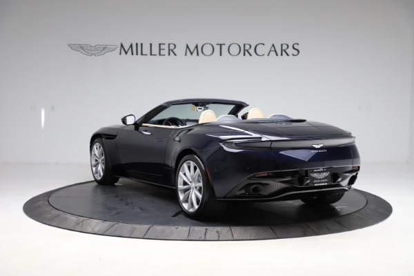 New 2021 Aston Martin DB11 Volante for sale Sold at Pagani of Greenwich in Greenwich CT 06830 4