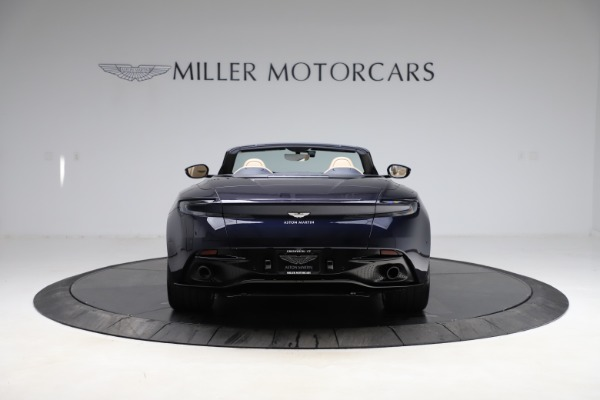 New 2021 Aston Martin DB11 Volante for sale Sold at Pagani of Greenwich in Greenwich CT 06830 5