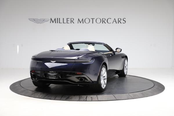 New 2021 Aston Martin DB11 Volante Convertible for sale $274,916 at Pagani of Greenwich in Greenwich CT 06830 6