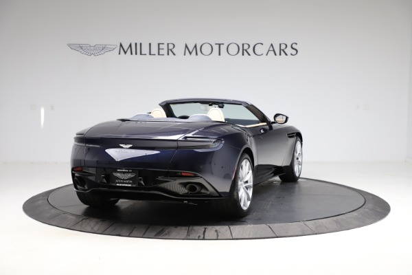 New 2021 Aston Martin DB11 Volante for sale Sold at Pagani of Greenwich in Greenwich CT 06830 6