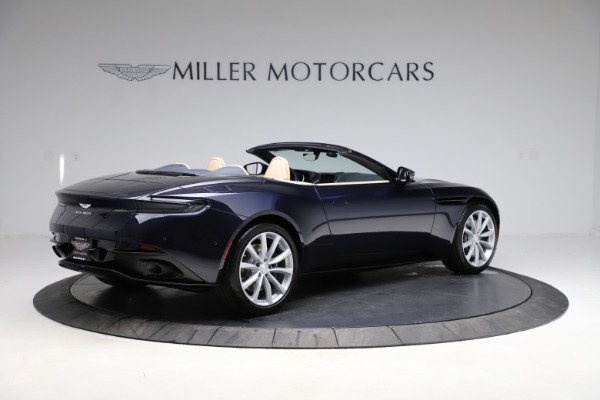 New 2021 Aston Martin DB11 Volante for sale Sold at Pagani of Greenwich in Greenwich CT 06830 7