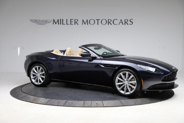 New 2021 Aston Martin DB11 Volante for sale Sold at Pagani of Greenwich in Greenwich CT 06830 9
