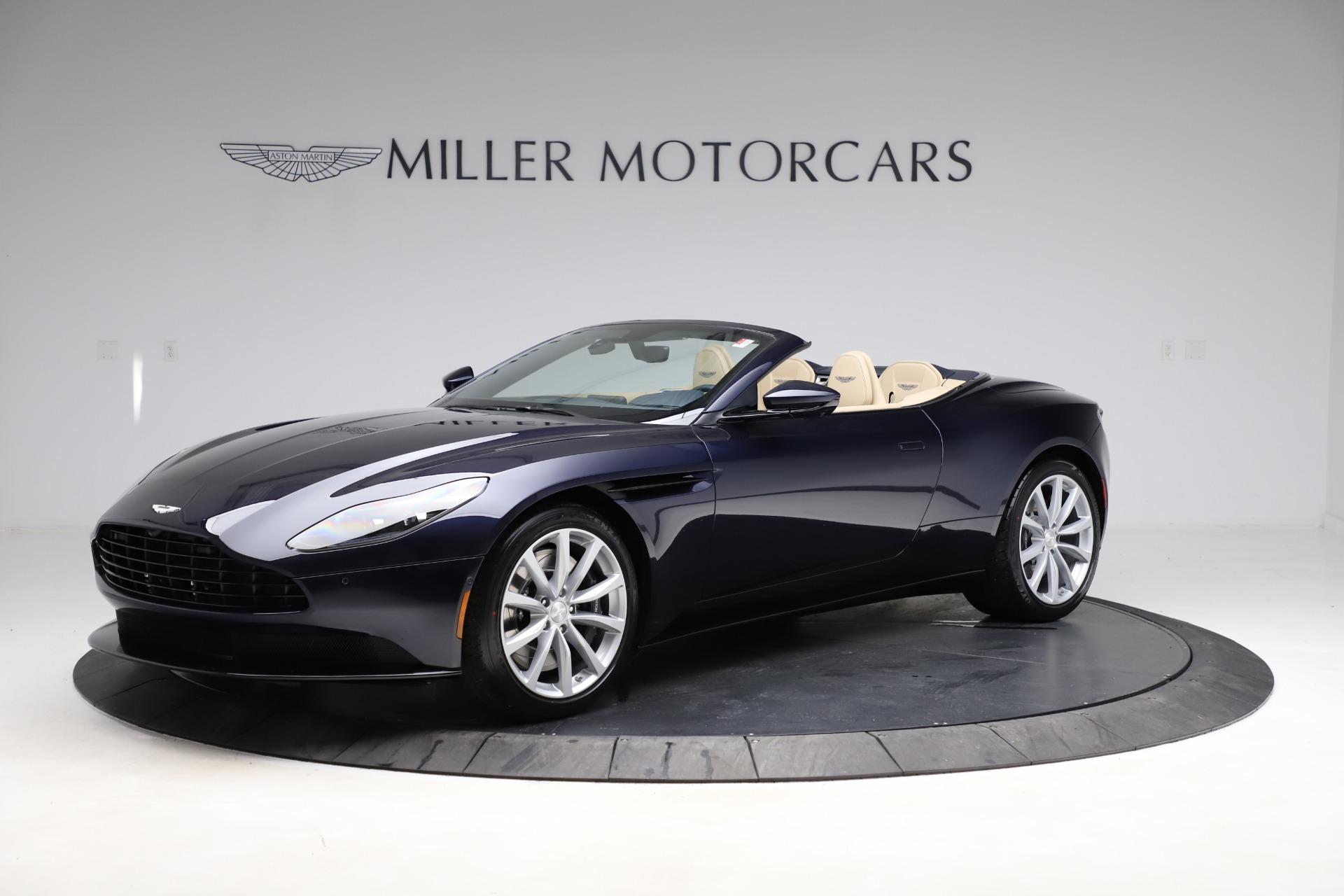 New 2021 Aston Martin DB11 Volante for sale Sold at Pagani of Greenwich in Greenwich CT 06830 1