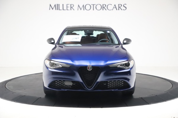 New 2021 Alfa Romeo Giulia Ti Q4 for sale $51,100 at Pagani of Greenwich in Greenwich CT 06830 12