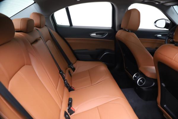New 2021 Alfa Romeo Giulia Ti Q4 for sale $51,100 at Pagani of Greenwich in Greenwich CT 06830 27
