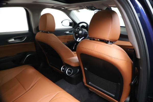 New 2021 Alfa Romeo Giulia Ti Q4 for sale $51,100 at Pagani of Greenwich in Greenwich CT 06830 28