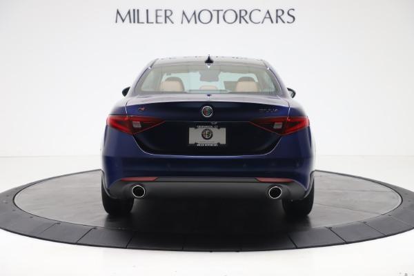 New 2021 Alfa Romeo Giulia Ti Q4 for sale $51,100 at Pagani of Greenwich in Greenwich CT 06830 6
