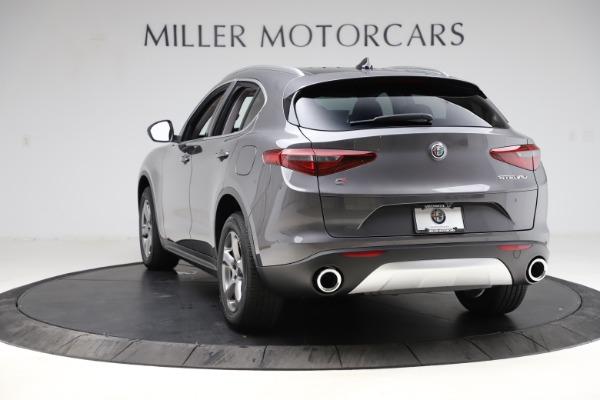 New 2021 Alfa Romeo Stelvio Q4 for sale $48,050 at Pagani of Greenwich in Greenwich CT 06830 5