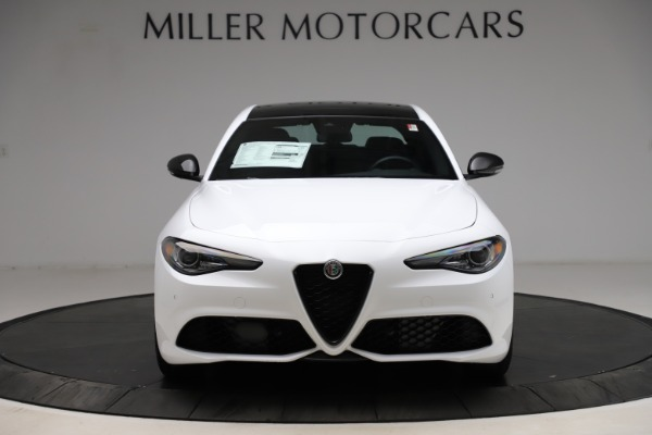 New 2021 Alfa Romeo Giulia Ti Sport for sale $52,940 at Pagani of Greenwich in Greenwich CT 06830 12