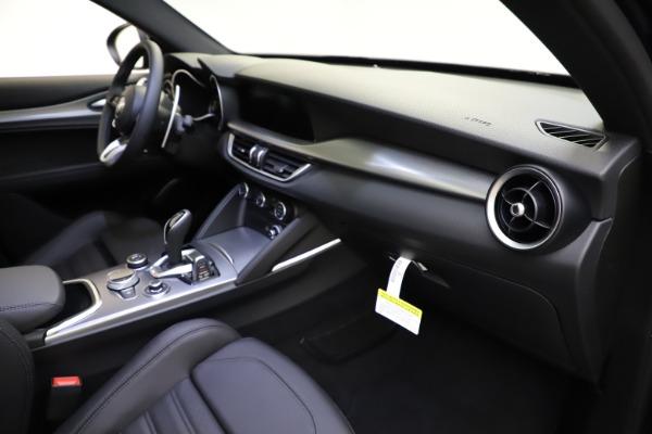 New 2021 Alfa Romeo Stelvio Ti Sport Q4 for sale $56,450 at Pagani of Greenwich in Greenwich CT 06830 22