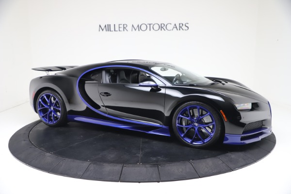 Used 2018 Bugatti Chiron for sale Call for price at Pagani of Greenwich in Greenwich CT 06830 10