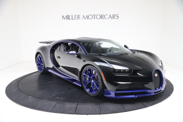 Used 2018 Bugatti Chiron for sale Call for price at Pagani of Greenwich in Greenwich CT 06830 11
