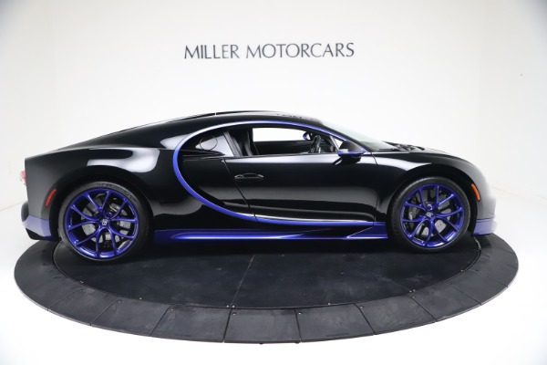 Used 2018 Bugatti Chiron for sale Call for price at Pagani of Greenwich in Greenwich CT 06830 13