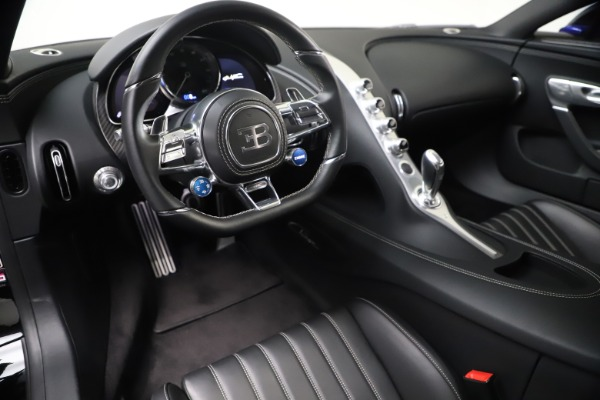 Used 2018 Bugatti Chiron for sale Call for price at Pagani of Greenwich in Greenwich CT 06830 16