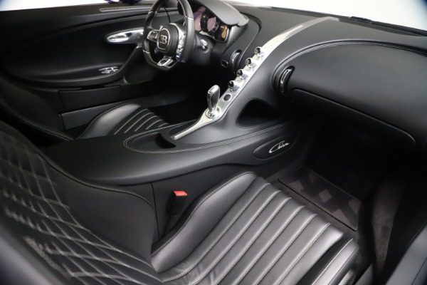 Used 2018 Bugatti Chiron for sale Call for price at Pagani of Greenwich in Greenwich CT 06830 19