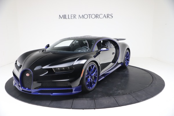 Used 2018 Bugatti Chiron for sale Call for price at Pagani of Greenwich in Greenwich CT 06830 2
