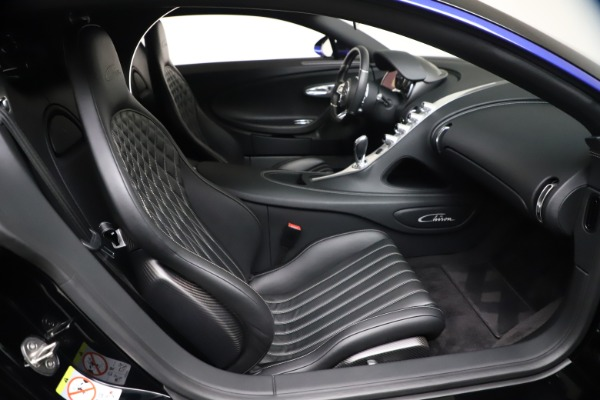 Used 2018 Bugatti Chiron for sale Call for price at Pagani of Greenwich in Greenwich CT 06830 20