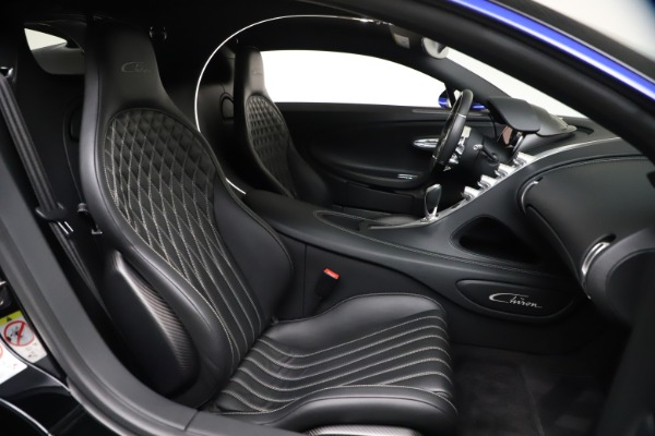 Used 2018 Bugatti Chiron for sale Call for price at Pagani of Greenwich in Greenwich CT 06830 21