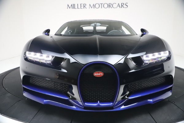 Used 2018 Bugatti Chiron for sale Call for price at Pagani of Greenwich in Greenwich CT 06830 23