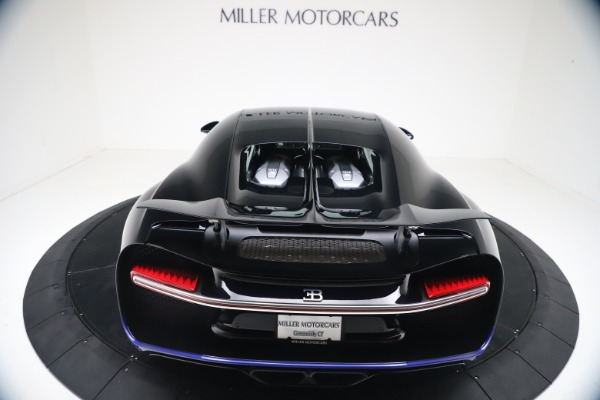 Used 2018 Bugatti Chiron for sale Call for price at Pagani of Greenwich in Greenwich CT 06830 26