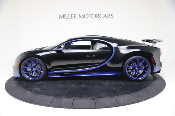 Used 2018 Bugatti Chiron for sale Call for price at Pagani of Greenwich in Greenwich CT 06830 3