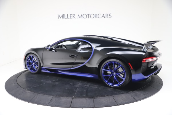 Used 2018 Bugatti Chiron for sale Call for price at Pagani of Greenwich in Greenwich CT 06830 4