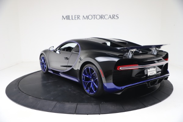 Used 2018 Bugatti Chiron for sale Call for price at Pagani of Greenwich in Greenwich CT 06830 5